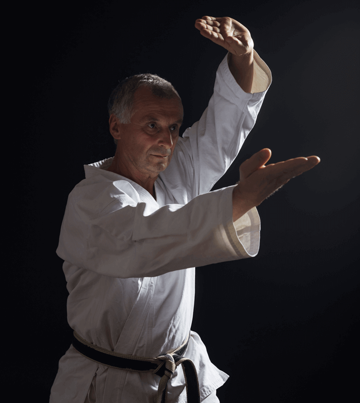 Martial Arts Lessons for Adults in _Naugatuck_ CT - Older Man