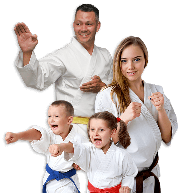 Martial Arts Lessons for Kids in _Naugatuck_ CT - Kids Adults Group Martial Arts Home Banner